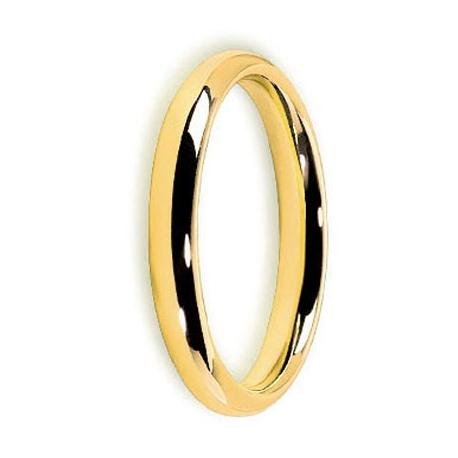 alliance ruban 7 en or blanc